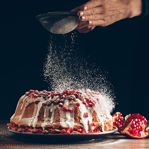 Festive Baking & Decorating: Christmas