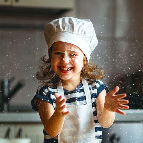 KIDchen: Pasta & Dumplings