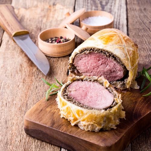 Masterclass: Classic Beef Wellington