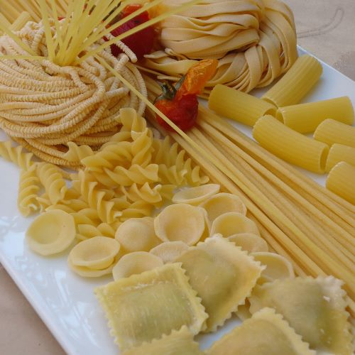 Pasta ItalyRS